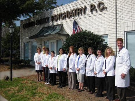 Center for Family Psychiatry in Knoxville